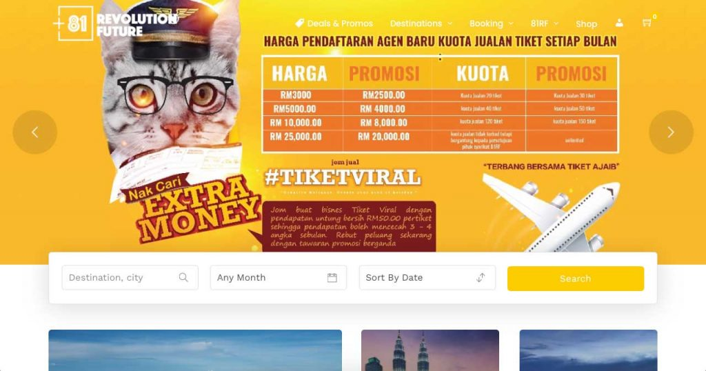 Web Design Malaysia Eight-Global-81-Revolution-Future
