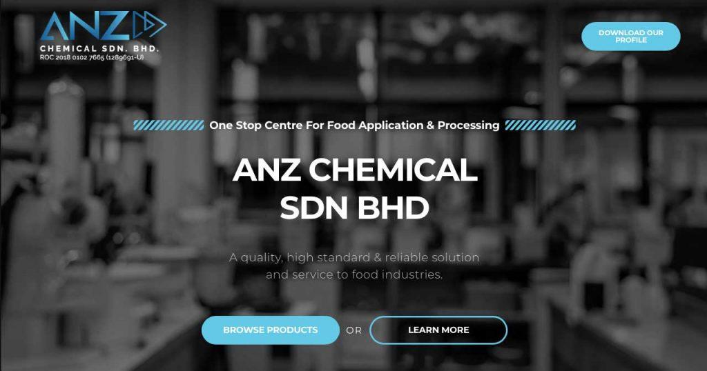 Web Design Malaysia Eight-Global-ANZ-Supply