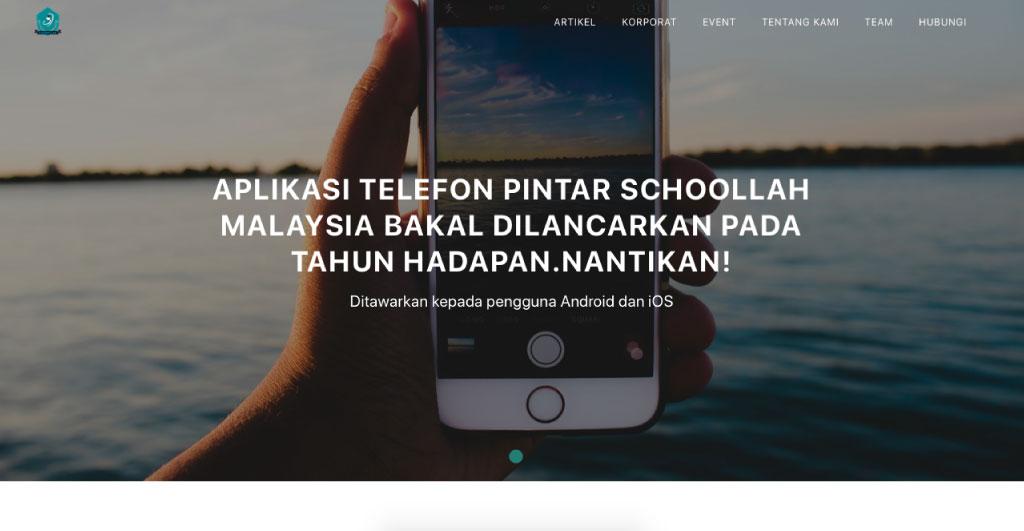 Web Design Malaysia Eight-Global-Schoolah