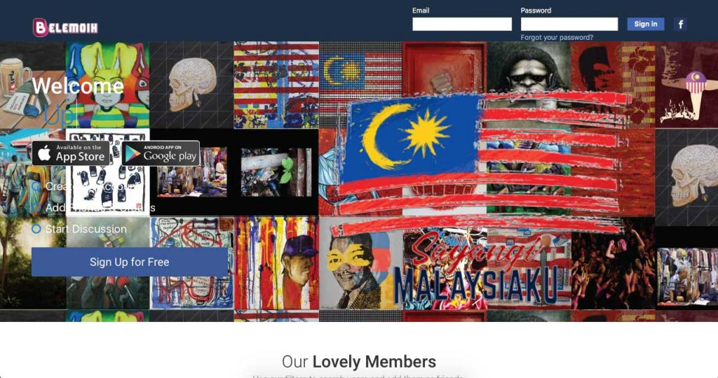 Web Design Malaysia Eight-Global-Belemoih