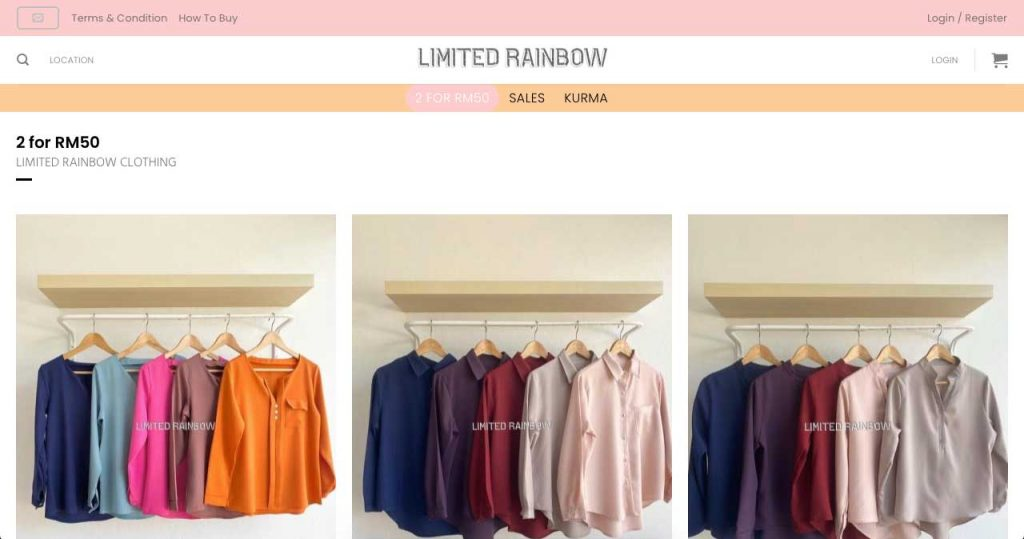 Web Design Malaysia Eight-Global-Limited-Rainbow