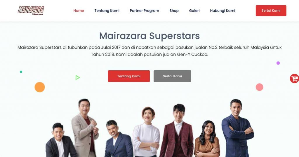 Web Design Malaysia Eight-Global-Mairazara-Superstars