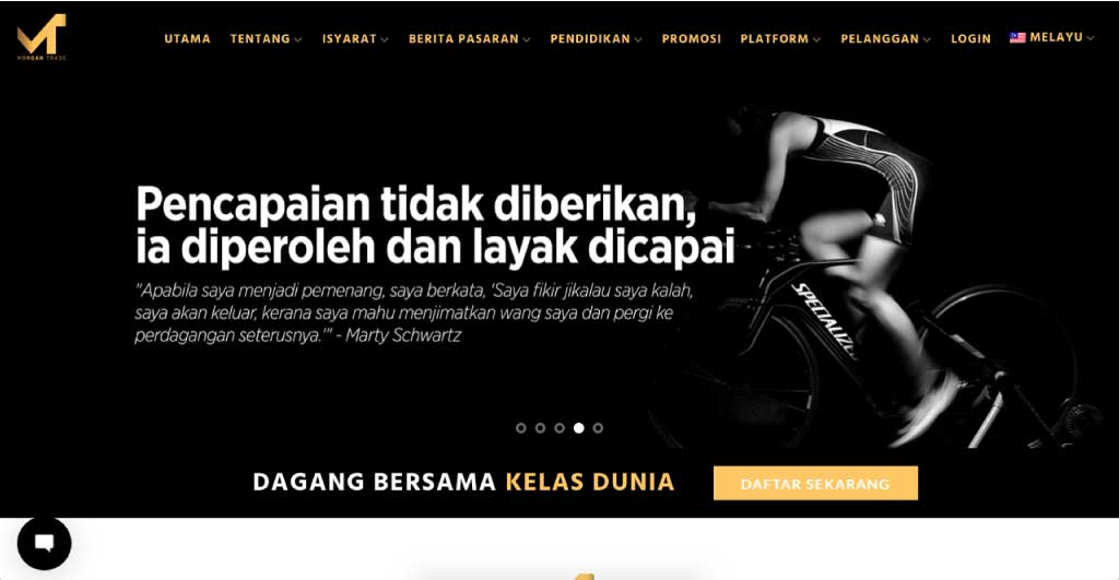Web Design Malaysia Eight-Global-The-Morgan-Trade
